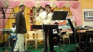 Mani Melodies - Cine Singer Mukesh singing Paatum Naane