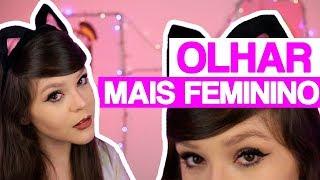 COMO DEIXAR O OLHAR MAIS FEMININO PARA MULHERES TRANS