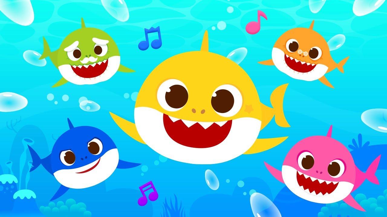 [App Trailer] Pinkfong Baby Shark