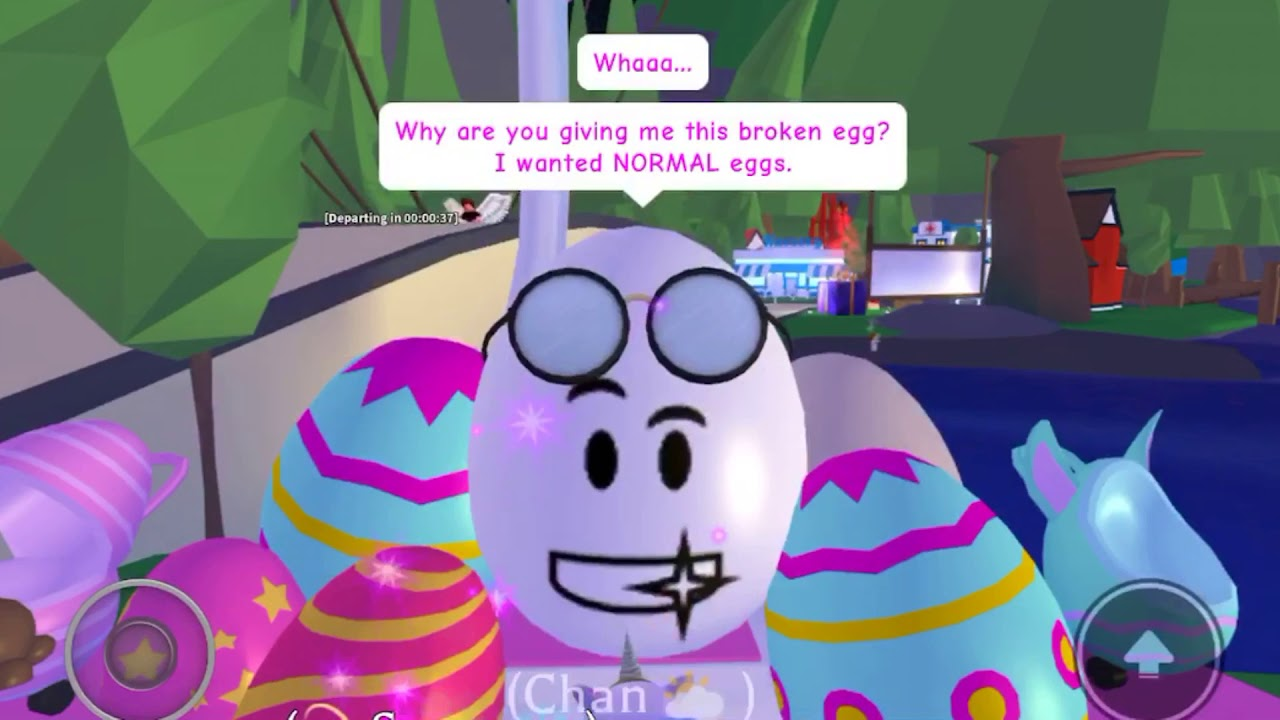 Roblox Adopt Me How To Collect Pet Eggs Youtube