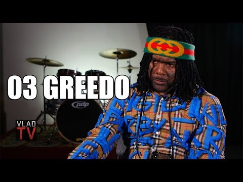 03 Greedo on Being Homeless, Eating Out of Garbage Cans, Sleeping on Train (Part 1)