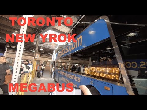 Toronto-New York, Megabus With Family (Eng Subtitles)