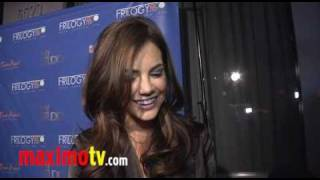 "Jillian Murray on Filming ""Wild Things: Foursome"" Movie"