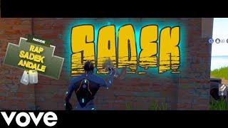 Sadek feat. Gradur - Andale (Parodie Fortnite)