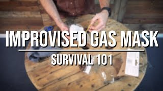 Making A Gas Mask