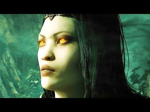 Shadow of War: Blade of Galadriel DLC ENDING + Final Boss