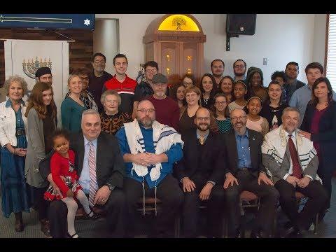 2019 Torah Scroll Dedication! Hope Of Israel Congregation Roanoke Virginia
