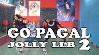 Download Hindi Video Songs - Go Pagal - Jolly Llb 2 (Raftaar)