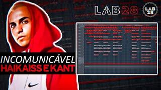 COMO FAZER UM BEAT ESTILO Haikaiss e Kant - Incomunicável   FL Studio 20 TUTORIAL