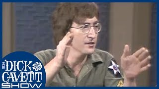 John Lennon on 'Lucy In The Sky with Diamonds' and LSD | The Dick Cavett Show