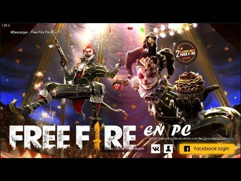Descargar Free Fire Para Pc Youtube