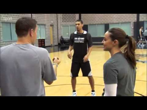 NBA : Becky Hammon as assistant coach San Antonio Spurs from YouTube · Duration:  2 minutes 58 seconds