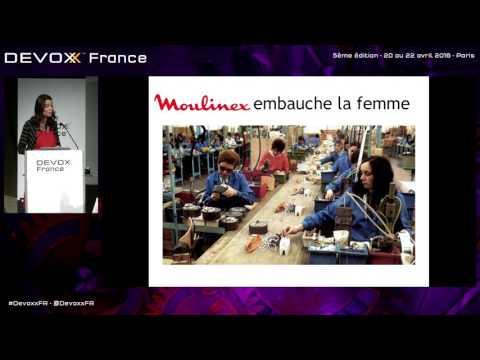 Ignite talk 3 - Quand Moulinex (et d'autres...) libèrent la femme (French)