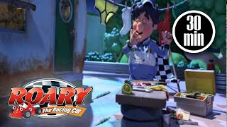Roary The Racing Car - Series02 Eps4-6