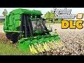 Prezentacja dodatku john deere cotton farming simulator 19 mp3
