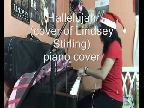 Hallelujah - Lindsey Stirling piano cover by Gillian Rose