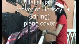 Hallelujah - Lindsey Stirling (piano cover by Gillian Rose)