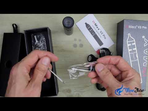X Max V2 Pro Portable Vaporizer – Unboxing