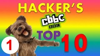 Hacker's Top Ten CBBC Shows (Part 1)