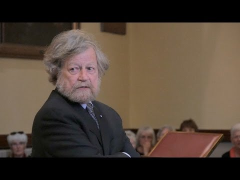 Morten Lauridsen's Rostrevor Choral Festival June 2016 Audience Talk