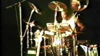 Greg Phillips Drum Solo-Starpoint
