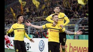 Borussia Dortmund vs Union Berlin 2018