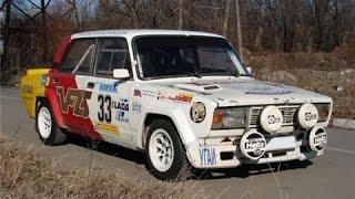 Спортивный автомобиль Стасиса Брундза Ваз 2105