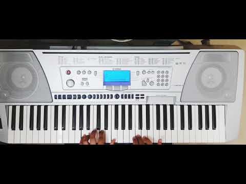 Bharat Ane Nenu (The Song Of Bharat) - Piano Cover