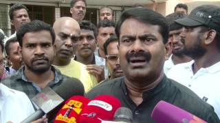 Cauvery Issue - Most Angry Speech Of Seeman - Must Watch