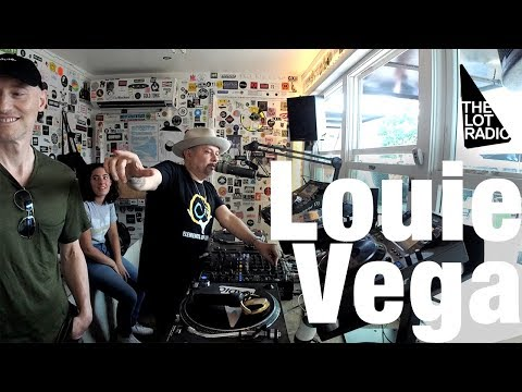 Louie Vega @ The Lot Radio (June 15, 2018)