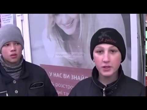 Мальчишки из Красного Луча рассказали ПРАВДУ об ополченцах ЛНР