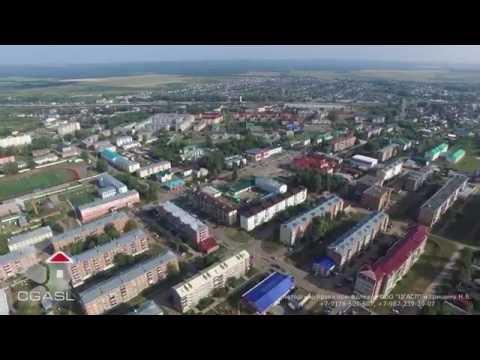 Аэросъемка города Агрыз