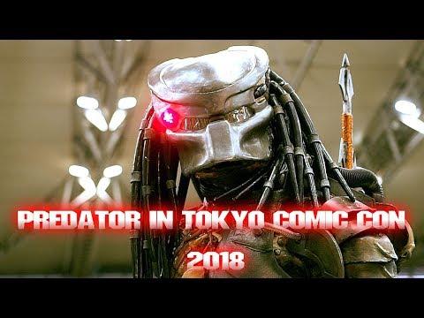 PREDATOR in TOKYO