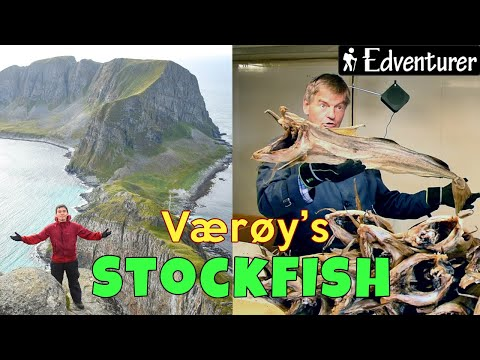 Norway's 1000-year Stockfish Tradition