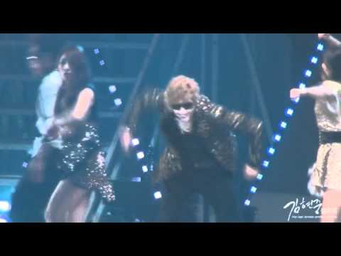 [Kim Hyun Joong] 2012.02.05 Lucky Guy (Japan Debut Premium Arena live)