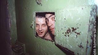 Крыса в тюрьме