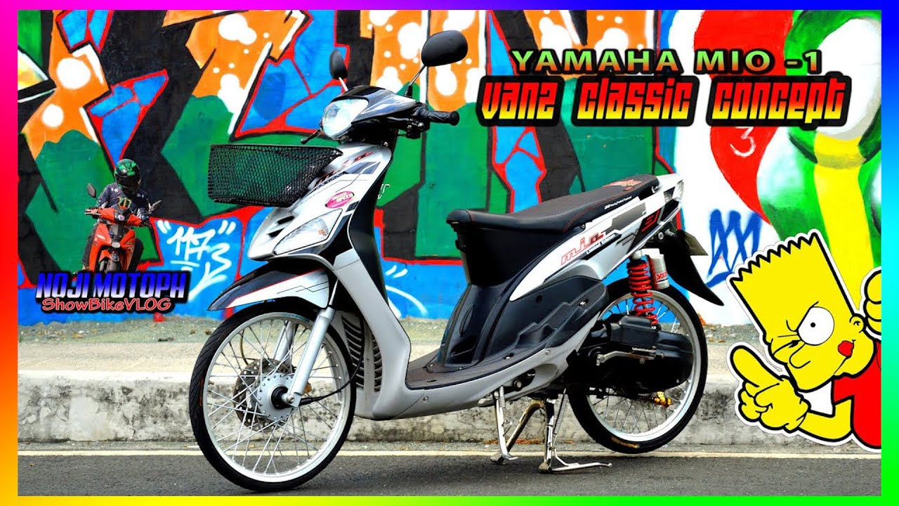 Download Vanz Classic Concept | Yamaha Mio-1 all Stock EP-79