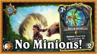 Hearthstone: WHERE Are My Minions - Hunter