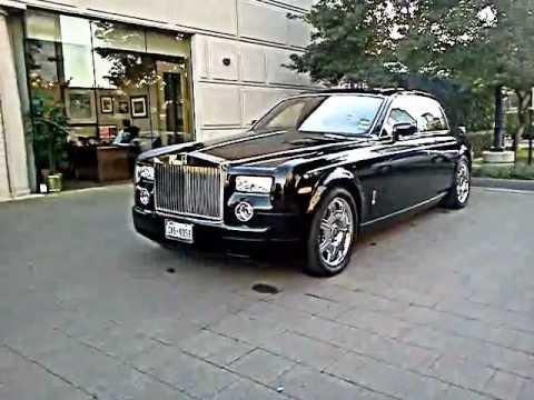 Rolls Royce Houston >> Rolls Royce Phantom In Houston Tx Youtube