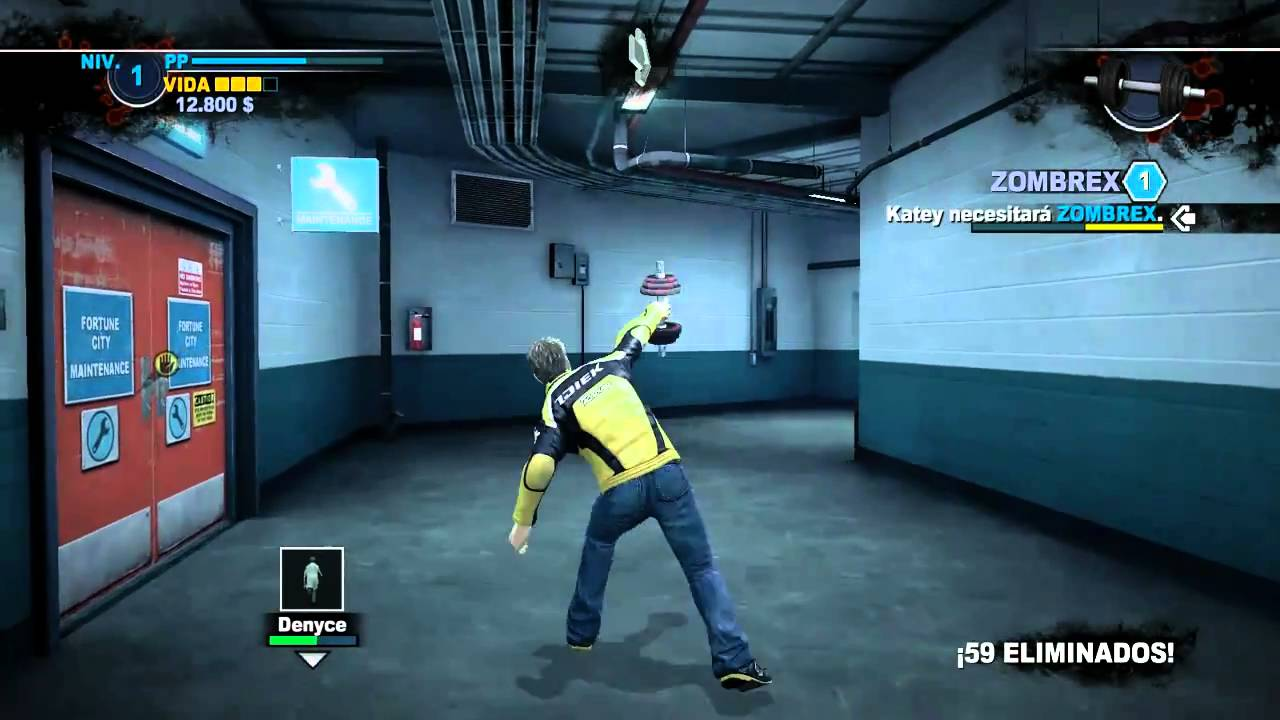 Dead Rising 2 Gameplay En Español Part 3 Pc Hd Youtube