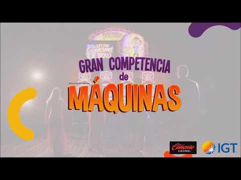Gran Competencia de Máquinas en Caliente Casino Mexicali
