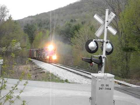 NECR 324 near Milton VT
