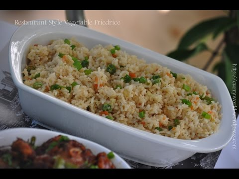 How to make Restaurant Style Chicken Fried Rice -With Subtitles:Recipe no-34