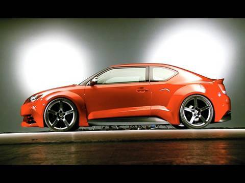 2011 Scion Tc Customized By Five Axis Youtube