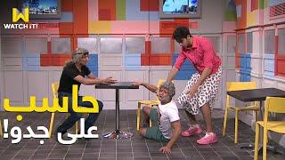SNL بالعربي | لمحة كوميدية من مستقبل جمهور المهرجانات الجميل 😂