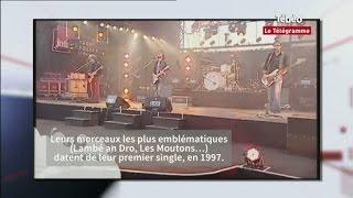 Musique : Le groupe Matmatah se reforme (Finistère)
