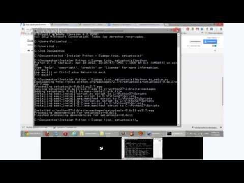 mysqldb for python windows