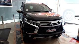 Mitsubishi All New Pajero Sport Dakar 4x2 CKD review - Indonesia