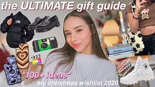 130+ CHRISTMAS GIFT IDEAS *my christmas wishlist 2020* || TRENDY teen gift ideas