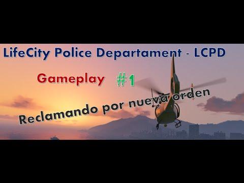Reclamo de nueva Orden || » LifeCity RolePlay « [0.3.7]